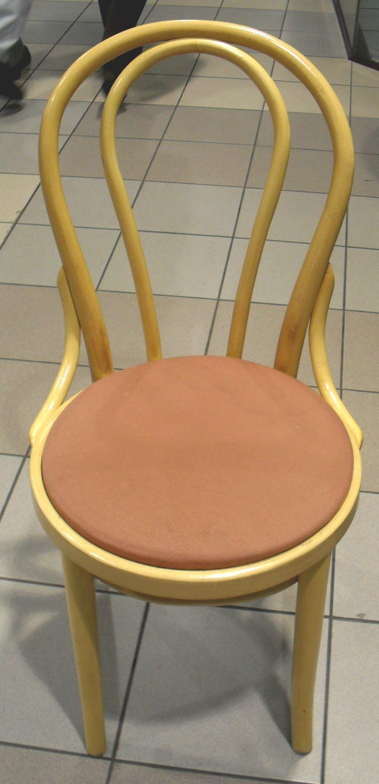 4 sch ne bistrost hle holz stuhl bistro bistrostuhl ebay. Black Bedroom Furniture Sets. Home Design Ideas